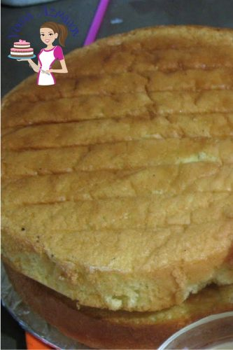 how to make a perfect vanilla sponge cake