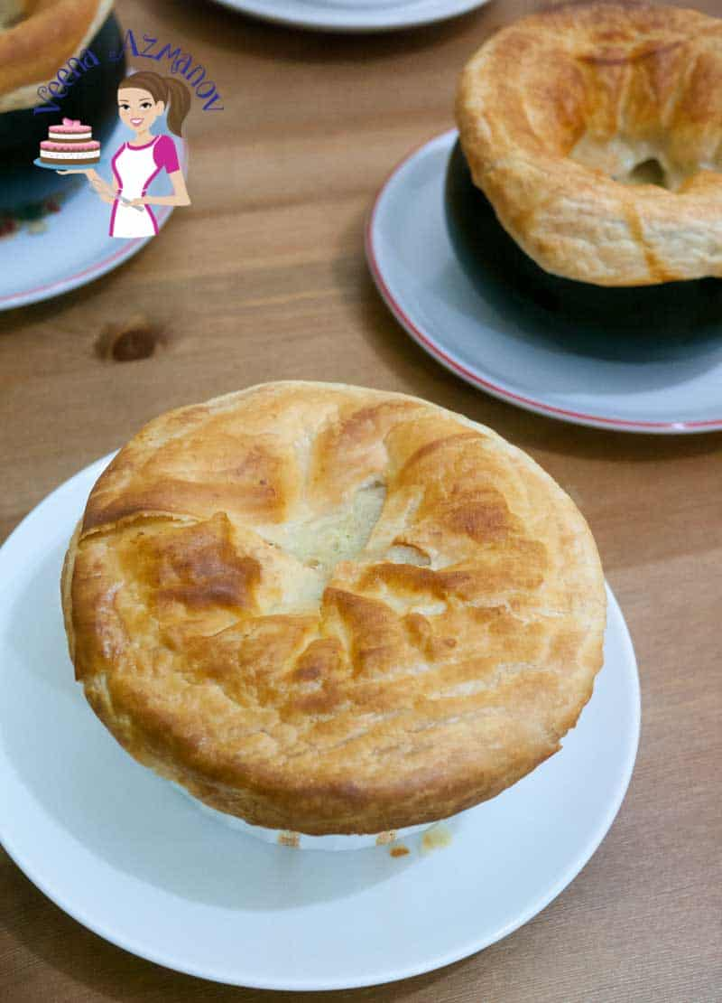 Quick and Easy Chicken Pot Pie for Dinner
