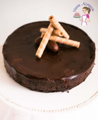 Perfect Flourless Chocolate Cake – Gluten Free
