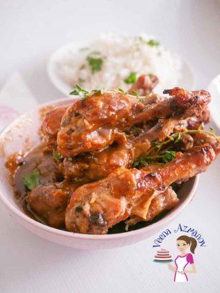 Honey Mustard Chicken Recipe – Simple and Easy