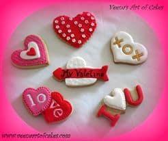 Valentine Heart Cookie Giveaway
