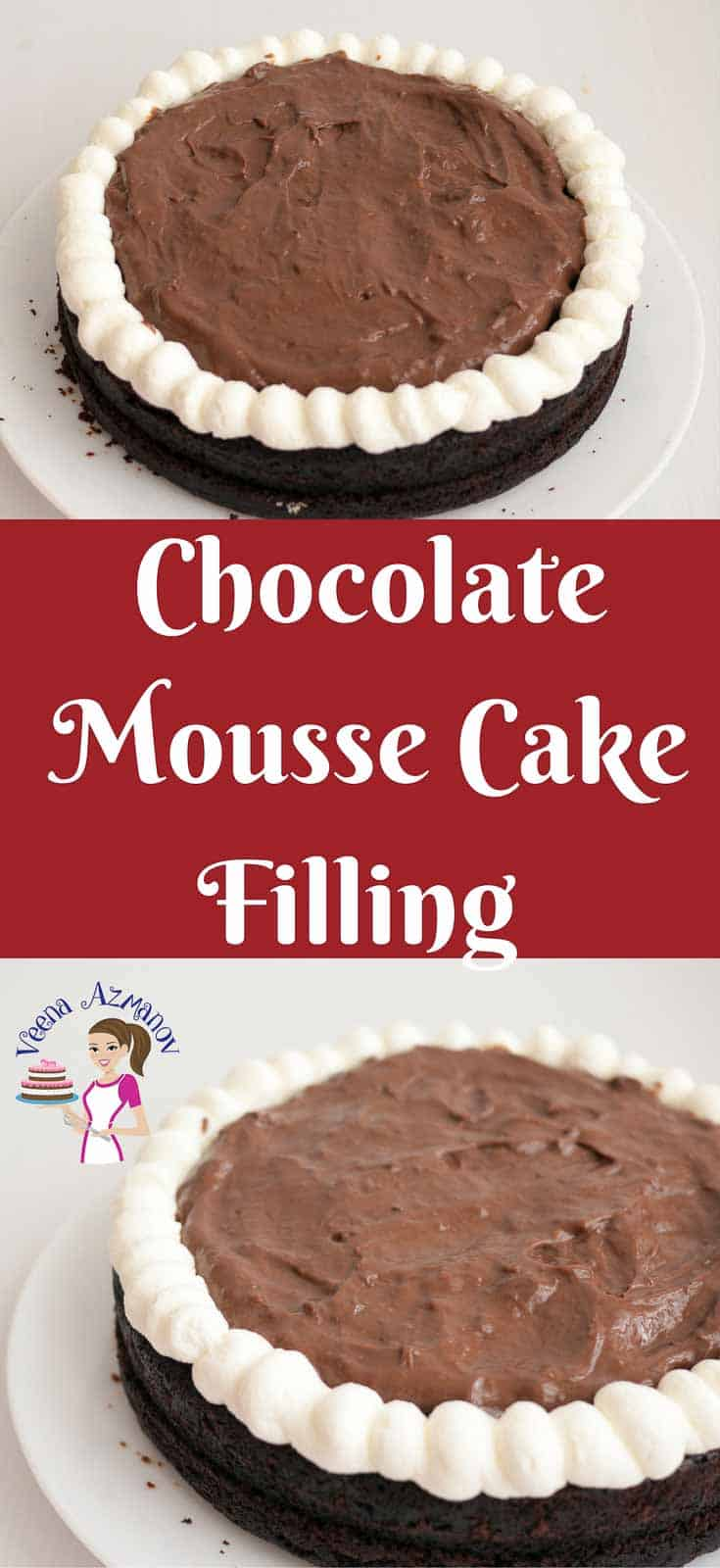 Chocolate Mouse Cake Yield For  In  Hours