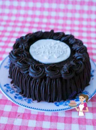 Simple Yet Moist CHocolate Cake (30)