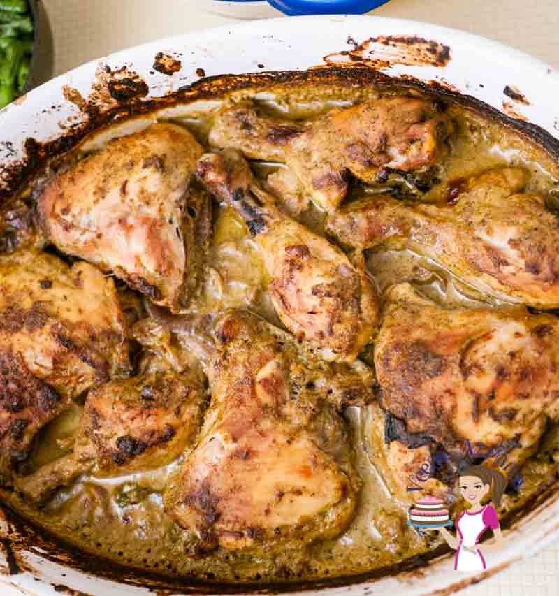 Baked indian chicken just 10 mins hands on veena azmanov this baked indian chicken is a simple easy and delicious recipe that you will make forumfinder Image collections