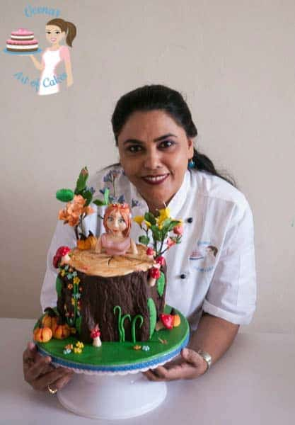 Three Tips for an Aspiring Cake Decorator is a must read article for anyone who is considering starting a Cake Business from Home. Excellent points made by Ziv Azmanov an Entrepreneur who is also husband of Veena Azmnaov of Veenas Art of Cakes