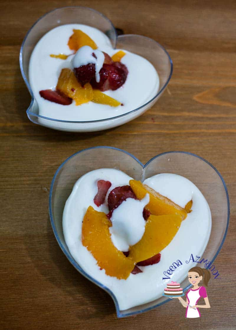 The easiest and quickest dessert you can make is whipped cream with a bowl of fruit. In this post I show you 4 different methods to make homemade whipped cream from the simplest bowl and whisk to the fancy stand mixer. And a few tips to make things easy.