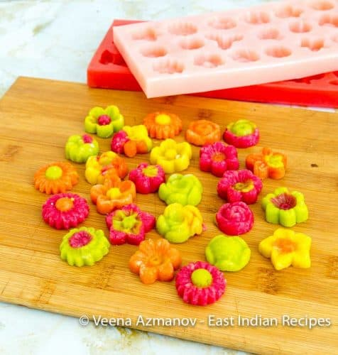 Easy Cooked Marzipan Recipe