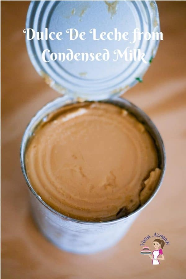 Learn to make the best Dulce De leche at home from scratch or semi-homemade
