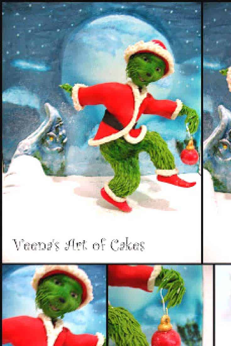 the grinch bake a wish christmas project