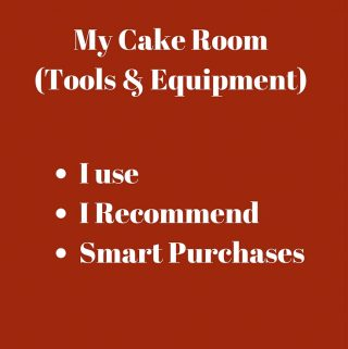 The cake world has a huge variety of tools and equipment to use from a few must haves; to a few good to have; and a few that we'd love to have; if we can afford  it. Below I've listed a few of the ones I know you will want to have. Ones that will definitely not be wasting your money on.