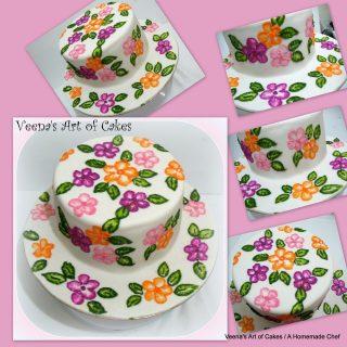 Bold and Beautiful Brush Embroidery