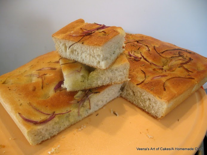 how to make focaccia bread