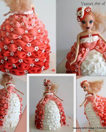 A princess cake.