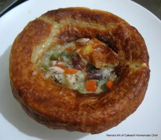 Chicken Pot Pie