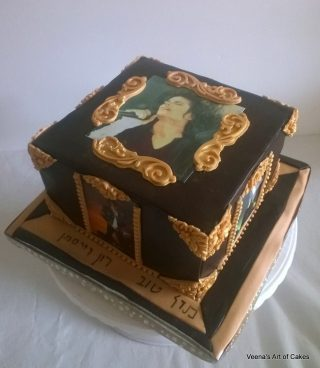 Sharp Edges on Square cakes