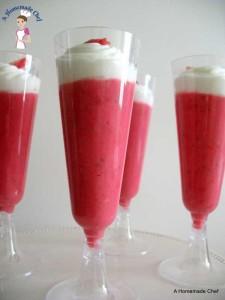 Strawberry Pastry Cream
