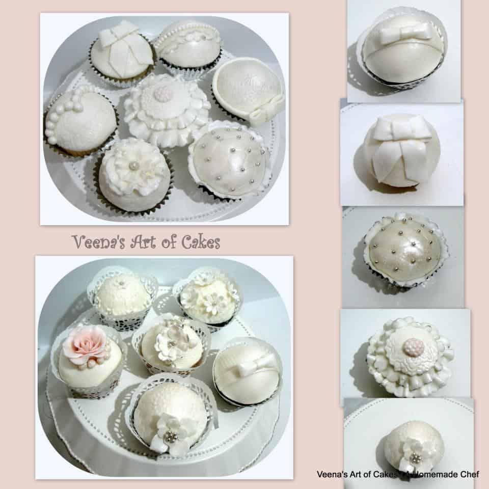 DIY Easy Cupcake Wrappers Veena Azmanov