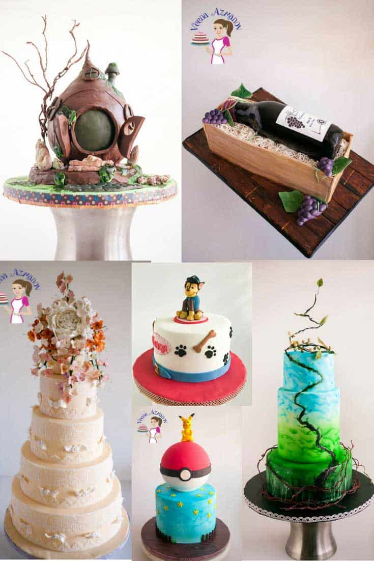 cake decorating as a business has come a long long way the art has moved