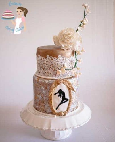 Dancer Rustic Cake (11)