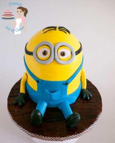 Minion Cake (95)