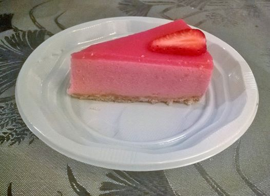 Strawberry Bavarian Cream Cake is a perfect entertaining dessert very impressive & luxurious. A few extra step in the making but your guest will be impressed.