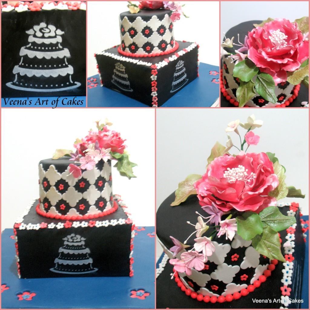 3rd Anniversary Cake for VAOC