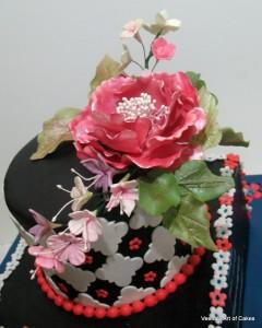 3rd anniversary cake 3