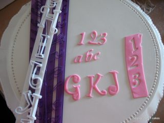 How to use Tappit cutters with sugar paste