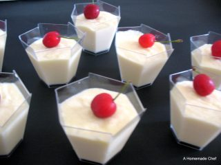 Vanilla Bavarian Cream