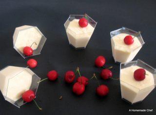 Vanilla Bavarian Cream