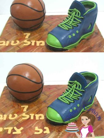 Sports Shoe Cake Tutorial – Cake Decorating Tutorials