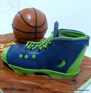 Sports Shoe cake (1)