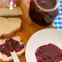 Homemade Strawberry Jam Recipe Without Pectin