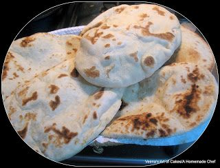 Naan, Indian bread