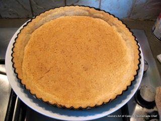 Sweet Short Crust Pastry