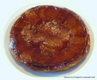 Apple and Honey Tart Tartan