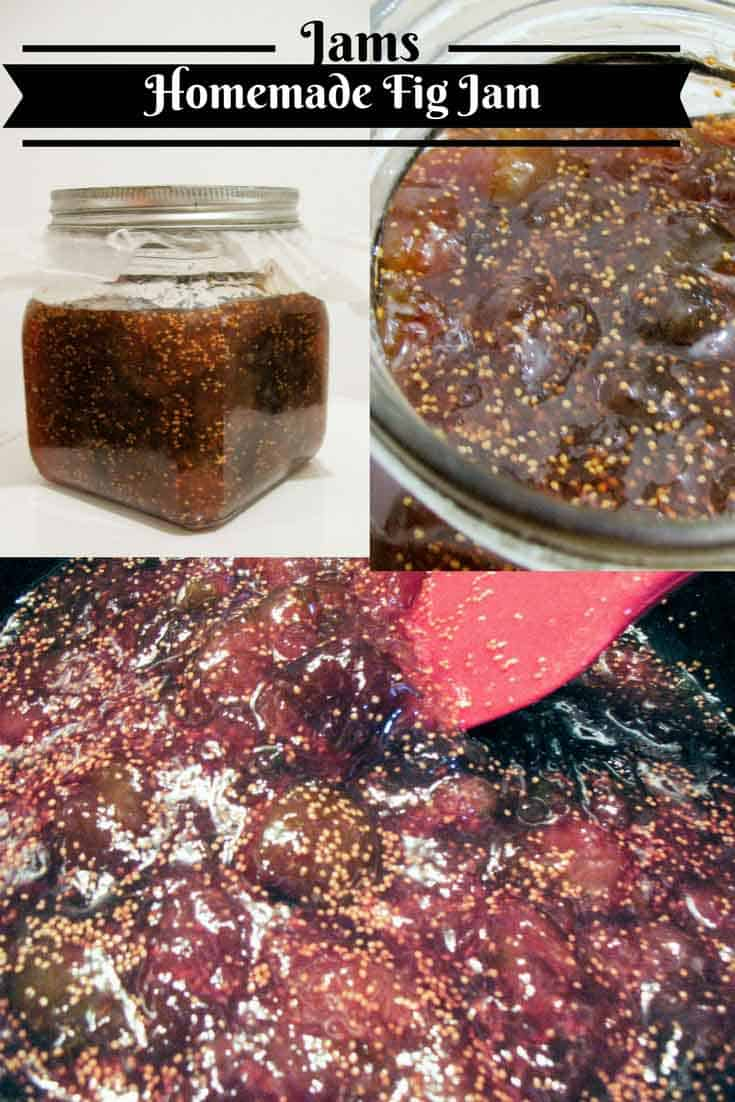 Homemade Fig Jam Recipe – No Pectin