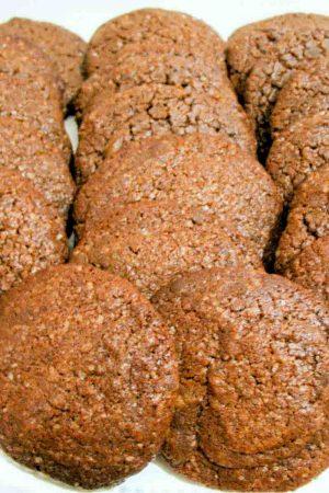 The Best Soft Chocolate Chocolate Cookies Recipe