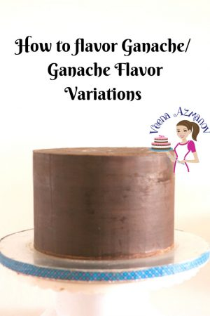 How to flavor ganache – Ganache flavor variations