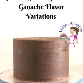 One of the fun things about ganache is that you can flavor ganache a million different ways. Here are a few ways on how to flavor ganache or rather a few ganache flavor variations that I love and are popular with my customers. via veenaazmanov.com