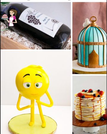 Here are 10 tips that you will find useful when making your next novelty cake