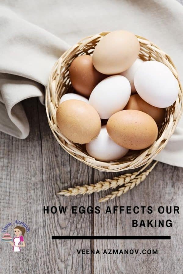 Have you ever wondered what eggs do for our Baking?