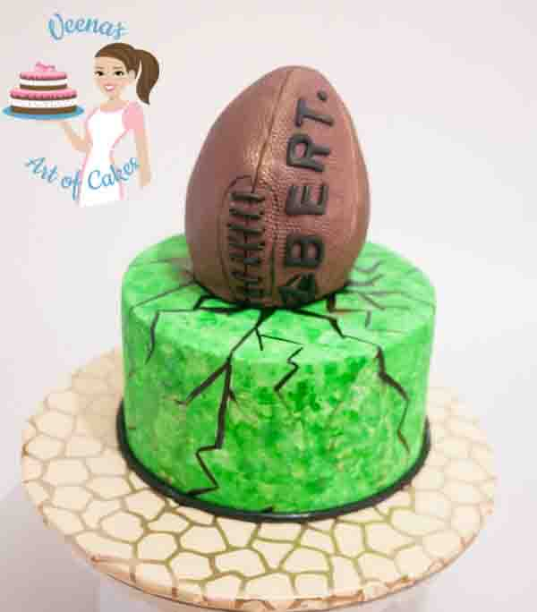 Rice Krispy treats in Cake Decorating are a great way to add sculpted designs to your cake. Items that would not hold their shape is cake can be made in RKT. Excellent explanation by veenas Art of cakes