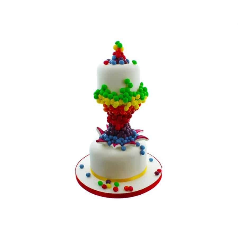 The Cake Frame is a new product in the market for cake decorators to explore gravity defying cake. Nothing beats the ease of just putting together a cake structure in less than five minutes simple, easy and effortlessly.
