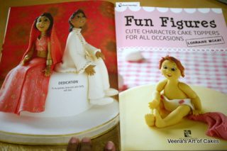 Fun Figures:Cute character toppers for all occasions