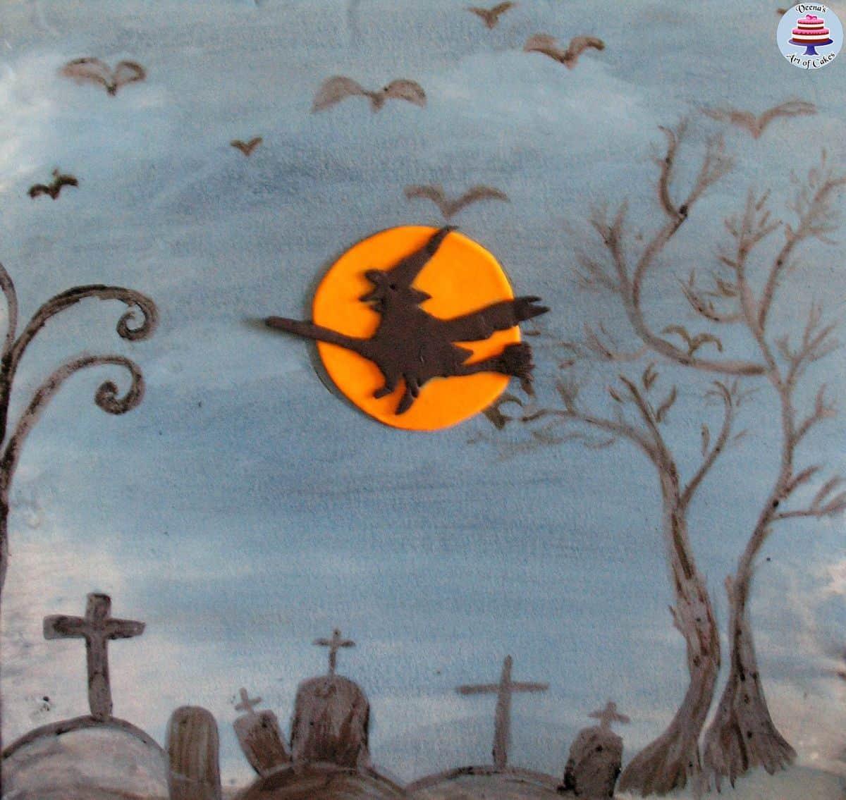 Halloween Witches Pumpkin (22)