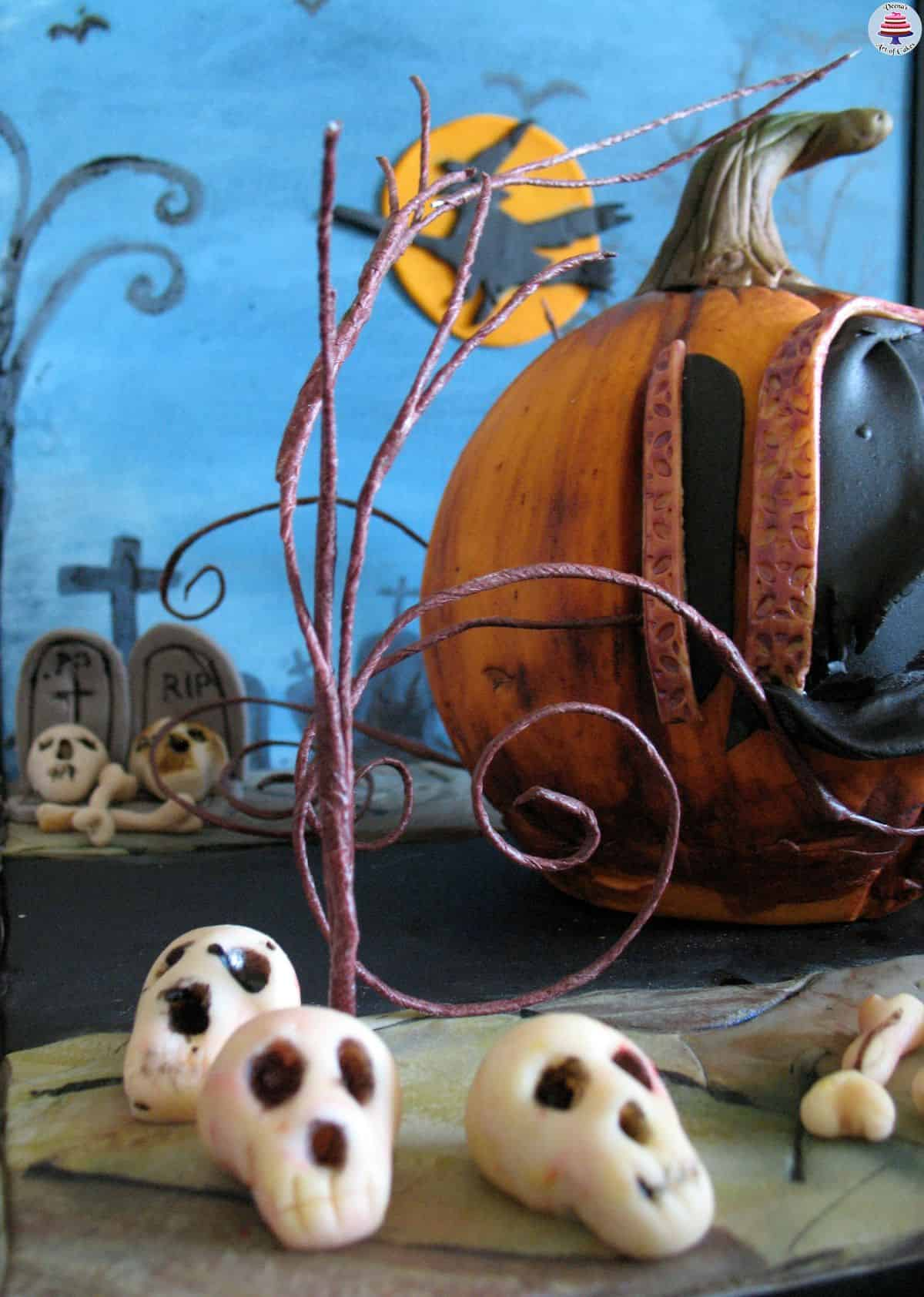Halloween Witches Pumpkin (54)