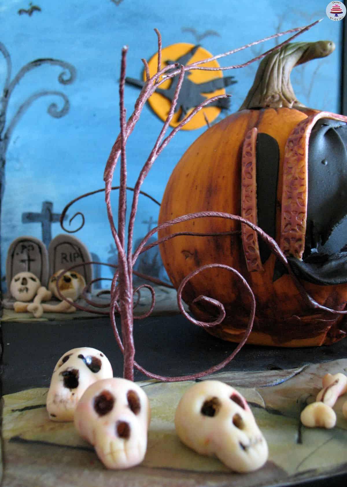 Halloween Witches Pumpkin (54)