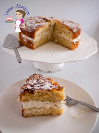 Coconut Cake Recipe – Quick One bowl Recipe – Baking from Scratch Series