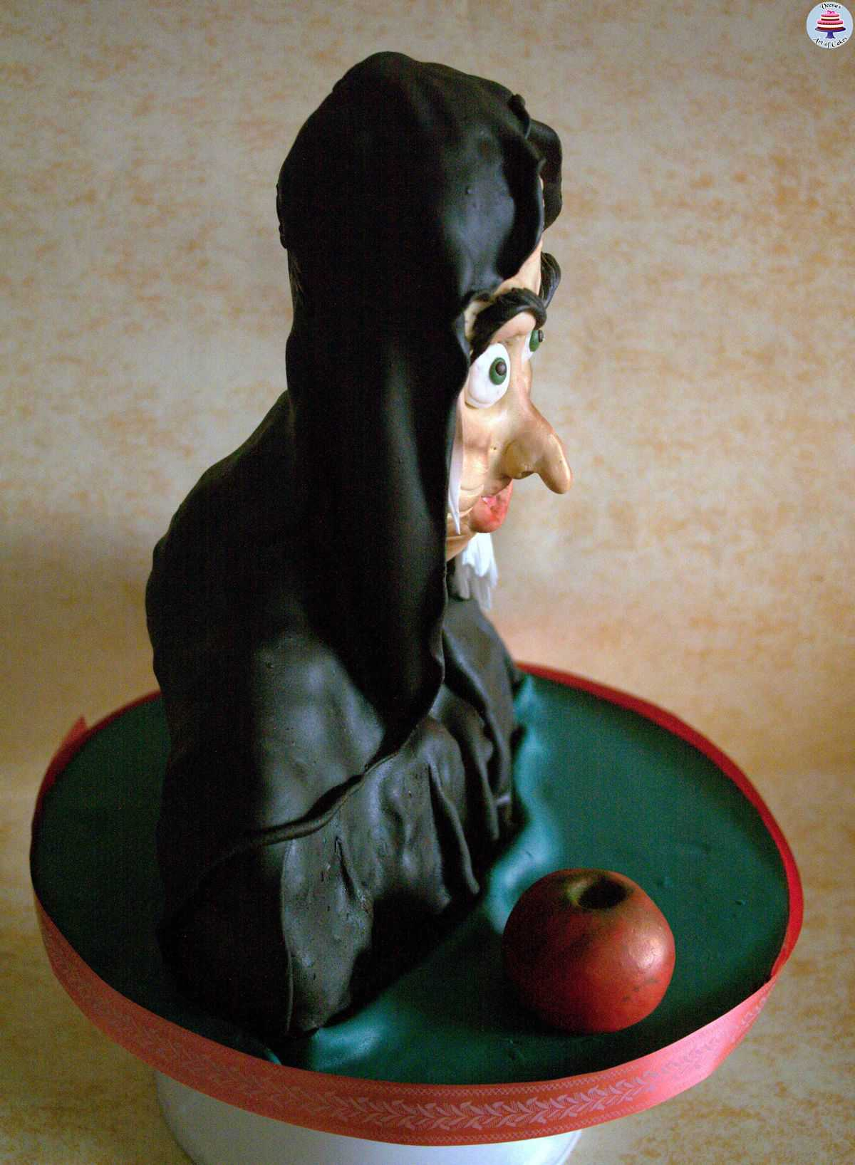 Sculpted Witch  (3)